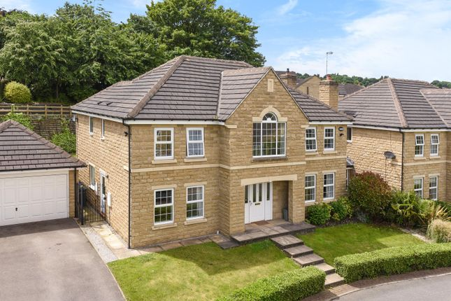 Thumbnail Detached house for sale in Overland Crescent, Apperley Bridge