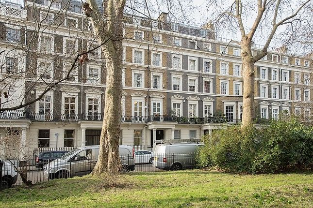 Thumbnail Block of flats for sale in Rutland Gate, London