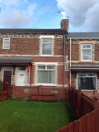 Thumbnail Terraced house to rent in Gurney Terrace, Close House, Bishop Auckland