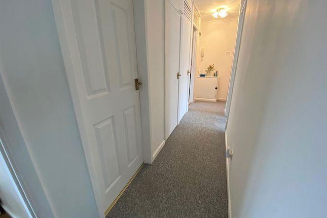 Hallway of Cumberland Court, Ridgeway Road, Rumney, Cardiff. CF3