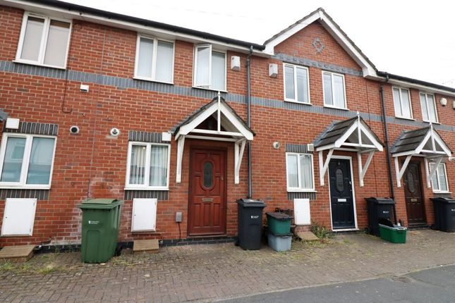 2 bed terraced house to rent in Victoria Mews Victoria Road, Ellesmere Port CH65