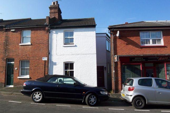 Thumbnail Terraced house to rent in Victoria Road, Sevenoaks