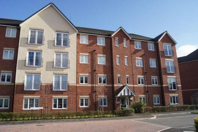 Thumbnail Flat to rent in St. Edmunds House Robinson Road, Ellesmere Port