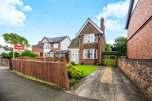 Thumbnail Detached house for sale in Holden Road, Wednesbury