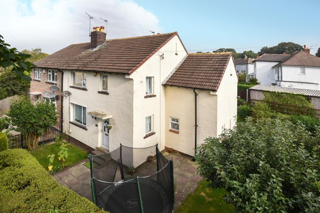 Thumbnail Semi-detached house for sale in Bolton Road, Yeadon, Leeds