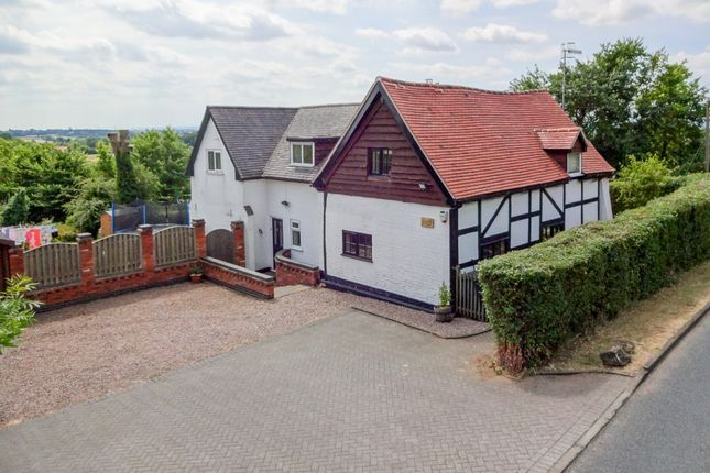 Thumbnail Cottage for sale in Callow Hill Lane, Callow Hill, Redditch