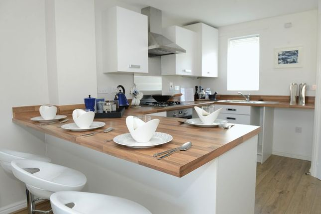 2 bed semi-detached house for sale in Winding House Drive, Hednesford, Cannock