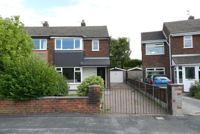 Thumbnail Semi-detached house to rent in Severn Road, Culcheth, Warrington