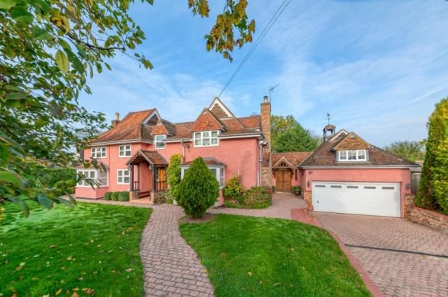 Thumbnail Detached house for sale in Church Road, Willington, Bedford, Bedfordshire