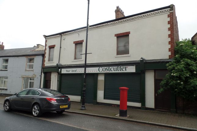 Retail premises for sale in High Street, West Cornforth, Ferryhill