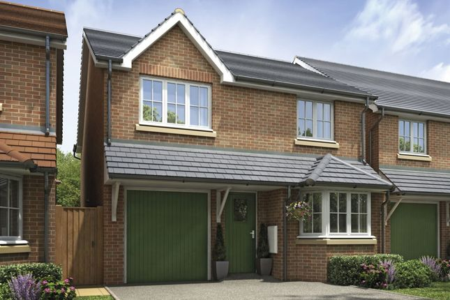 Thumbnail Detached house for sale in St. Annes Road, Willenhall