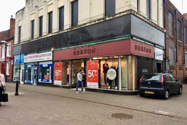 Thumbnail Retail premises to let in 31-33 High Street, Long Eaton, Long Eaton
