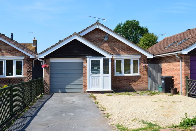 Thumbnail Detached bungalow for sale in Willow Gardens, St. Georges, Weston-Super-Mare