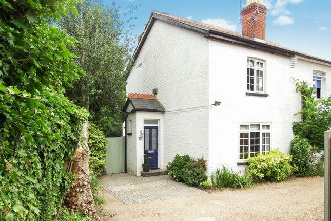 Thumbnail Semi-detached house for sale in Hook Heath Avenue, Hook Heath, Woking