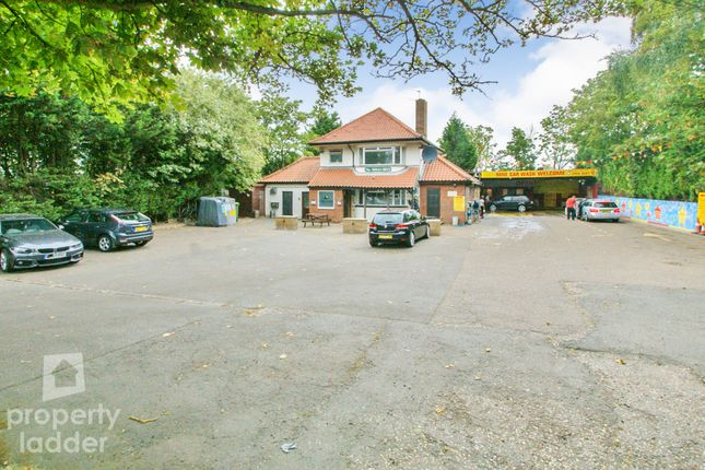 Thumbnail Commercial property for sale in Fifers Lane, Old Catton, Norwich