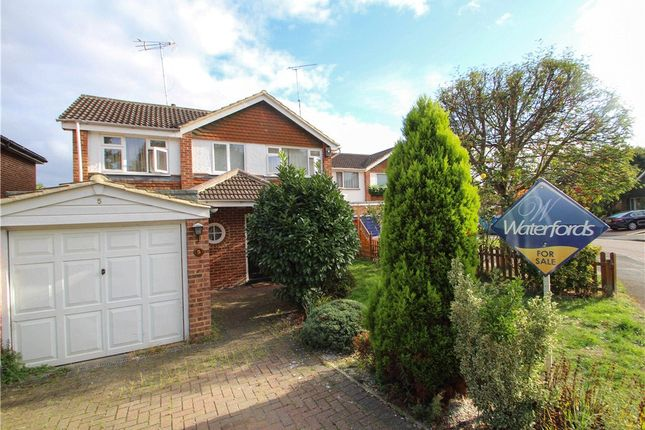 Thumbnail Detached house for sale in Hawkswood Avenue, Frimley, Camberley, Surrey