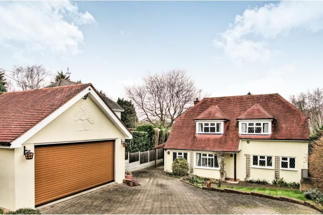 Thumbnail Detached house for sale in Hockley, Essex, United Kingdom
