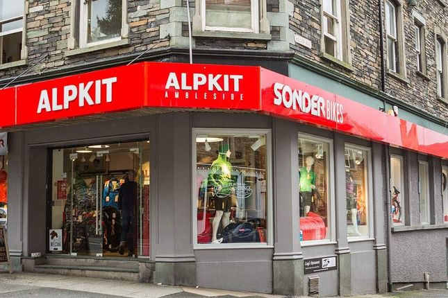 Thumbnail Retail premises for sale in Lake Road, 100, Ambleside