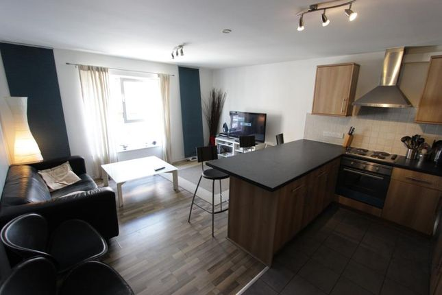 Thumbnail Shared accommodation to rent in Westferry Road, London