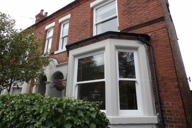 Thumbnail Semi-detached house to rent in Julian Road, West Bridgford, Nottingham
