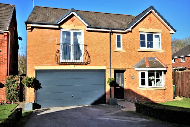 4 bed detached house for sale in Thrush Way, Winsford