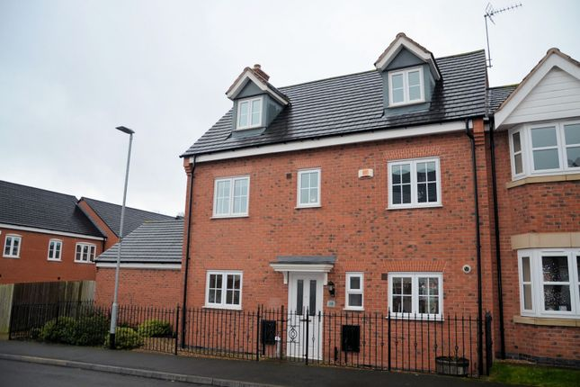 Thumbnail Property for sale in Meredith Road, Ashby De La Zouch