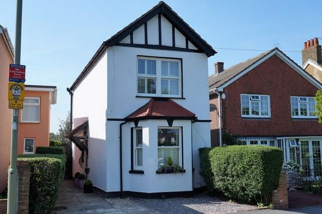 Thumbnail Detached house to rent in Prospect Road, Farnborough