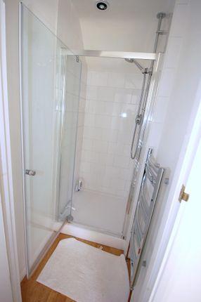 Shower Room of Higgs Lane, Bagshot GU19