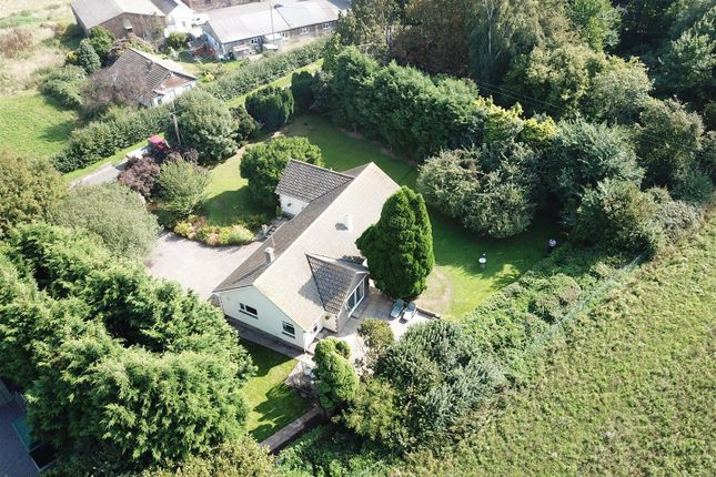 Thumbnail Detached bungalow for sale in Martcombe Road, Easton-In-Gordano, Bristol