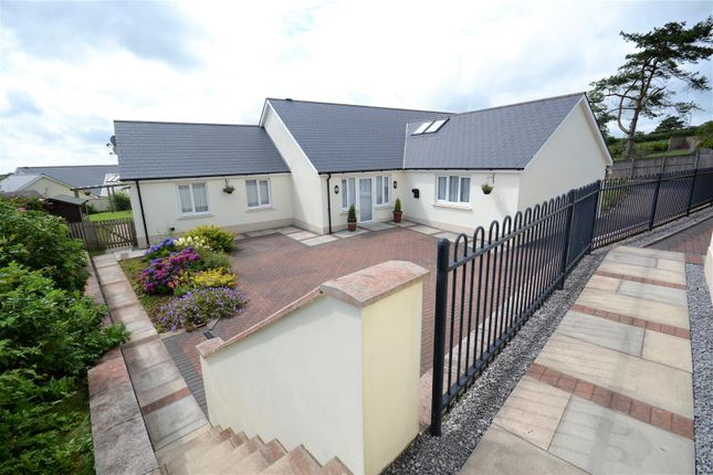 Thumbnail Detached bungalow for sale in West Lane, Templeton, Narberth