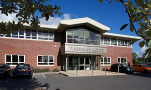 Thumbnail Office to let in Pinewood Court, Larkwood Way, Tytherington Business Park, Macclesfield
