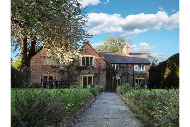 Thumbnail Detached house for sale in Condover, Shrewsbury