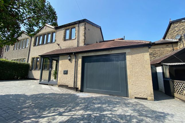 Semi-detached house for sale in Bankfield Drive, Nab Wood, Shipley
