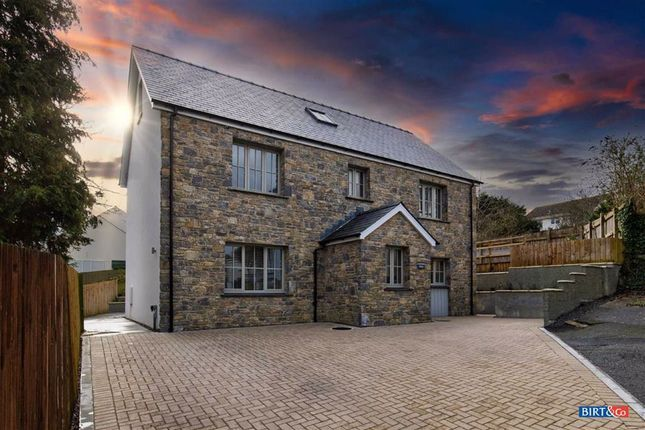 5 bed detached house for sale in Limestone House, St Marys Hill, Tenby SA70
