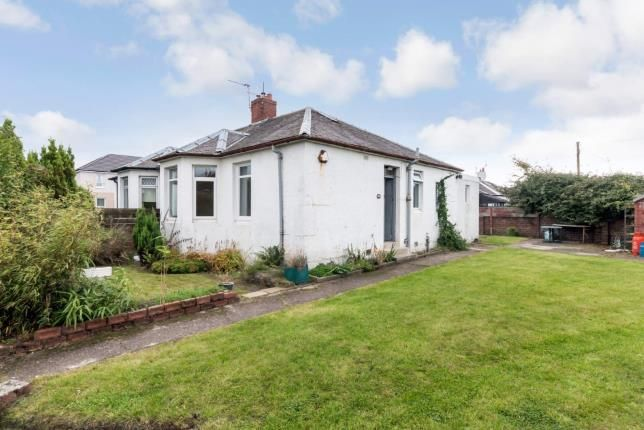 Thumbnail Bungalow for sale in Lochside Road, Ayr, South Ayrshire, Scotland