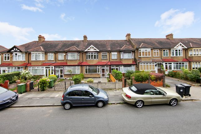 Thumbnail Terraced house to rent in The Woodlands, Lewisham