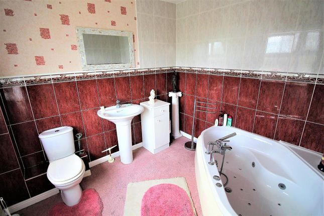 Family Bathroom of School Lane, Hill Ridware, Rugeley WS15