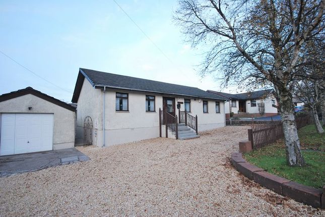 Thumbnail Detached bungalow for sale in 8 Barony Road, Auchinleck