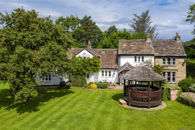 Thumbnail Equestrian property for sale in Bonis Hall Lane, Prestbury, Macclesfield, Cheshire