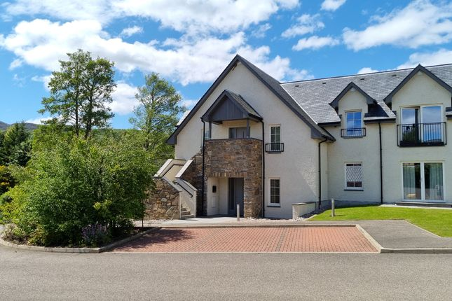 3 bed flat for sale in Old Meall Road, High Burnside, Aviemore PH22