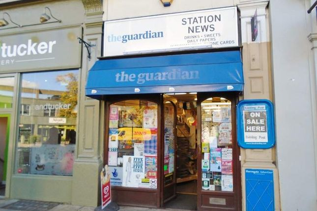 Retail premises for sale in Station Square, Harrogate