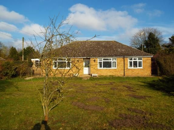 Thumbnail Bungalow for sale in Brookville, Methwold, Norfolk
