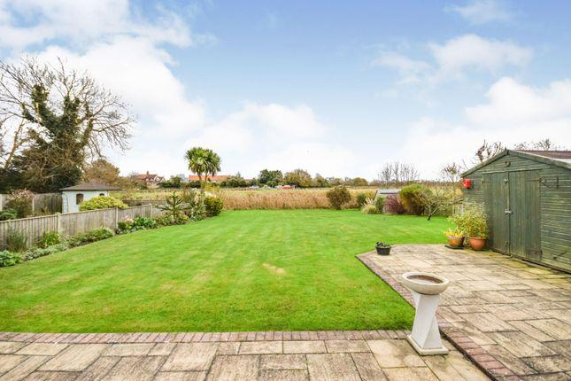 Garden of Lessingham, Norwich, Norfolk NR12