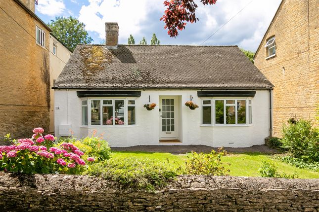 Thumbnail Detached bungalow for sale in The Leys, Chipping Norton