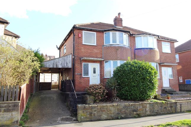 Thumbnail Semi-detached house for sale in Primrose Crescent, Halton, Leeds