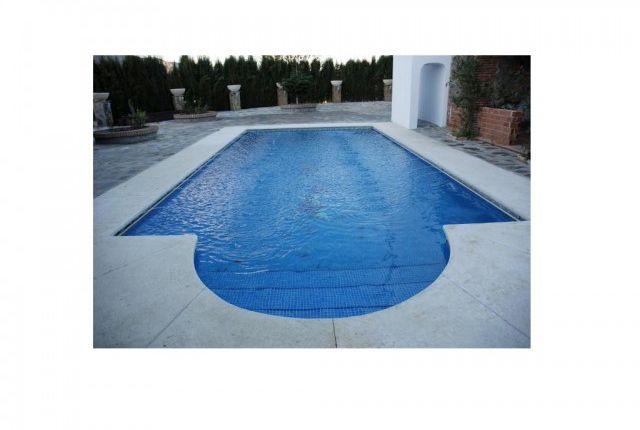 Pool Area of Spain, Málaga, Ojén