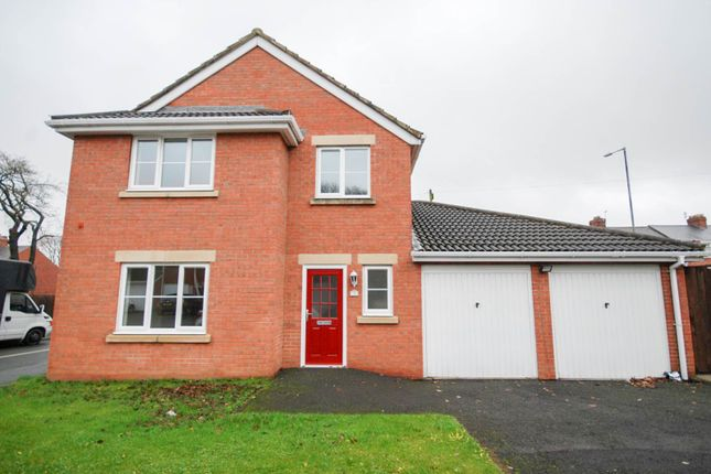 Thumbnail Detached house for sale in Vicarage Close, Hetton-Le-Hole, Houghton Le Spring
