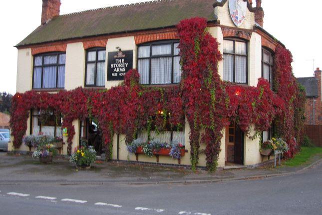 Thumbnail Pub/bar for sale in Main Street, Osgathorpe, Loughborough