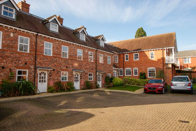 3 bed terraced house for sale in Hart House Court, Hartley Wintney, Hook RG27