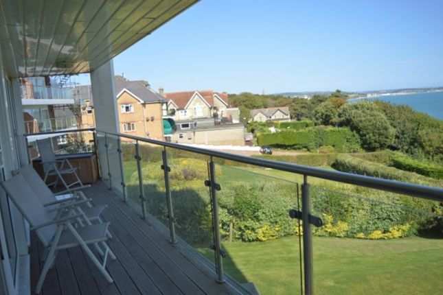 Thumbnail Flat for sale in Luccombe Road, Shanklin